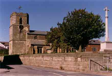 Bempton Church