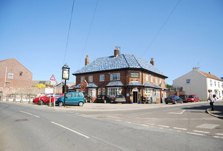 High Street and pub