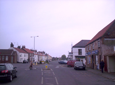 Flamborough village