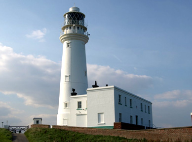 lighthouse at Flamborough