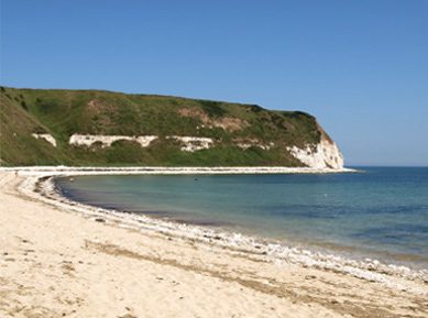 South Landing beach